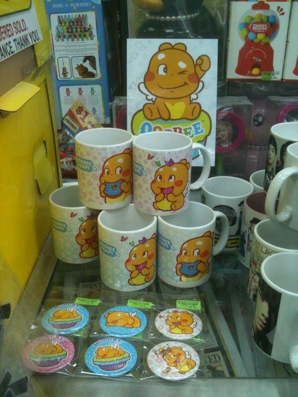 QOOBEE Agapi Merchandise