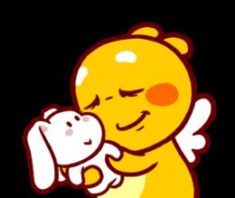 Caring Emoji of QooBee