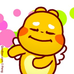 Qoobee Greeting Video Sticker