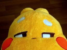 QooBee Agapi Grumpy Plushy
