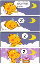 Qoobee Comics 005 – Sleeping Disorder