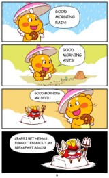 Qoobee Comics 010 – Good Morning!