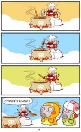 Qoobee Comics 021 – Devil's Soup Recipe