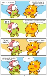 Qoobee Comics 022 – Better Way to Lose Weight