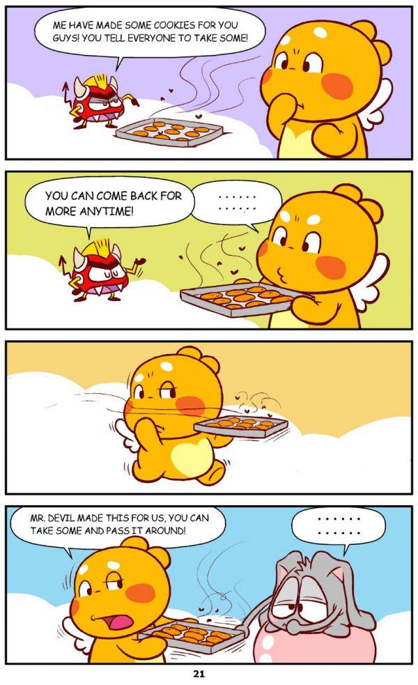 Qoobee Comics 023 – Devil's Cookie 01