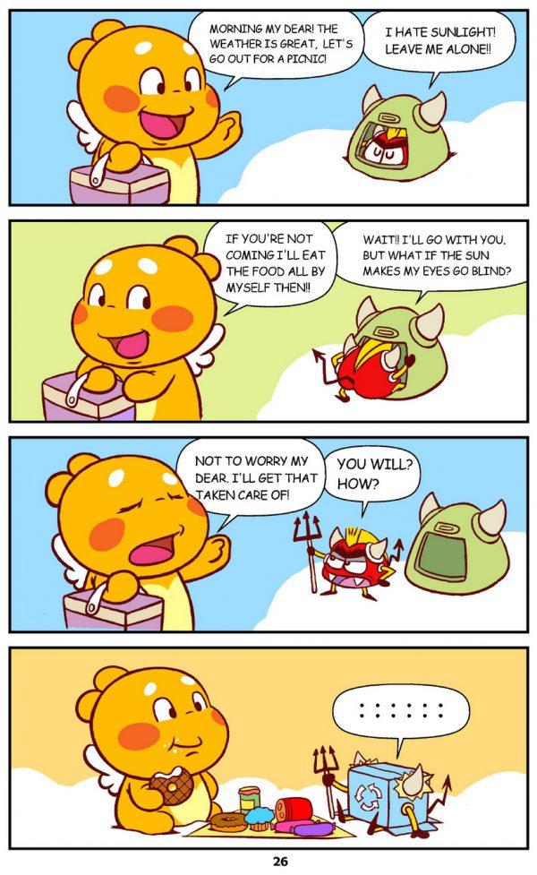 Qoobee Comics 028 – Best Sun Block