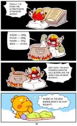 Qoobee Comics 041 – Monster Making Instruction Book