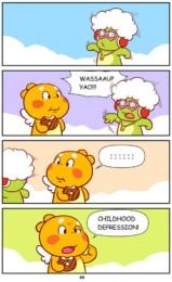 Qoobee Comics 051 – Bling Bling Greenie