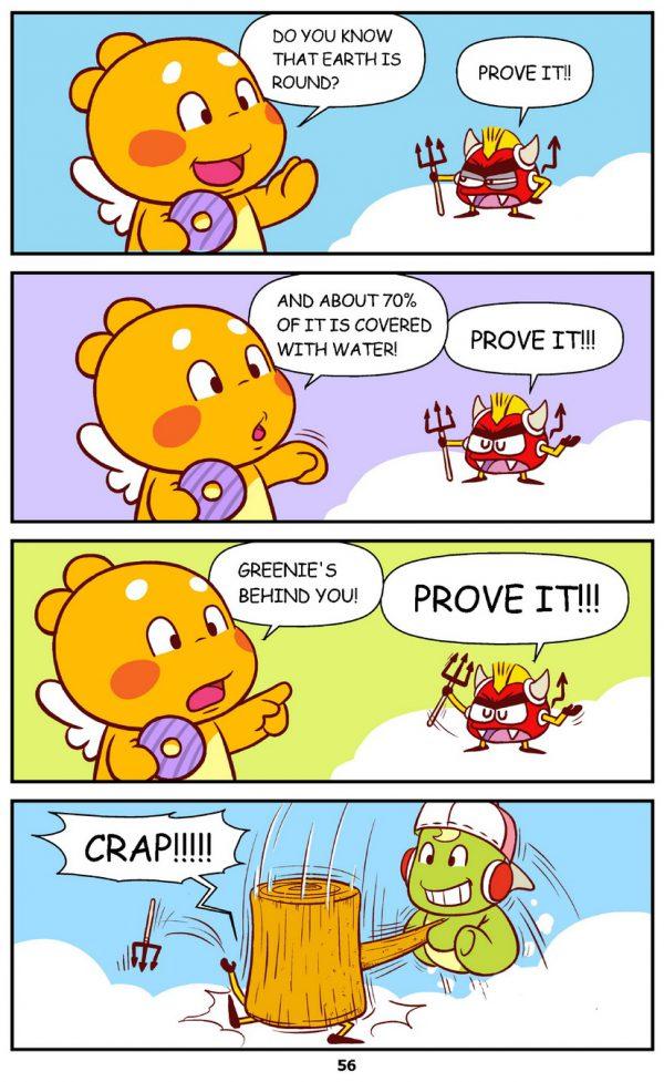 Qoobee Comics 058 – Prove It