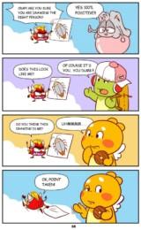 Qoobee Comics 070 – Psychic Drawings 02