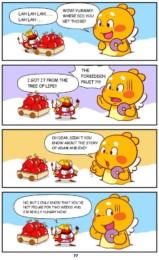 Qoobee Comics 079 – Food is More Important