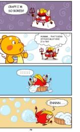 Qoobee Comics 081 – Bubbles