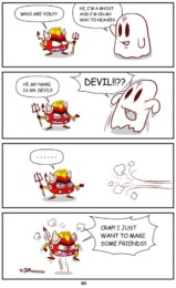 Qoobee Comics 085 – Mr Devil's Identity Crisis 02