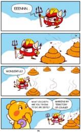Qoobee Comics 093 – Mr Devil's Big Plan