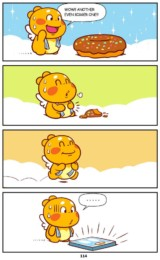 Qoobee Comics 116 – Exercise vs Eating 02