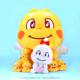 QOOBEE Plush Toys Collection
