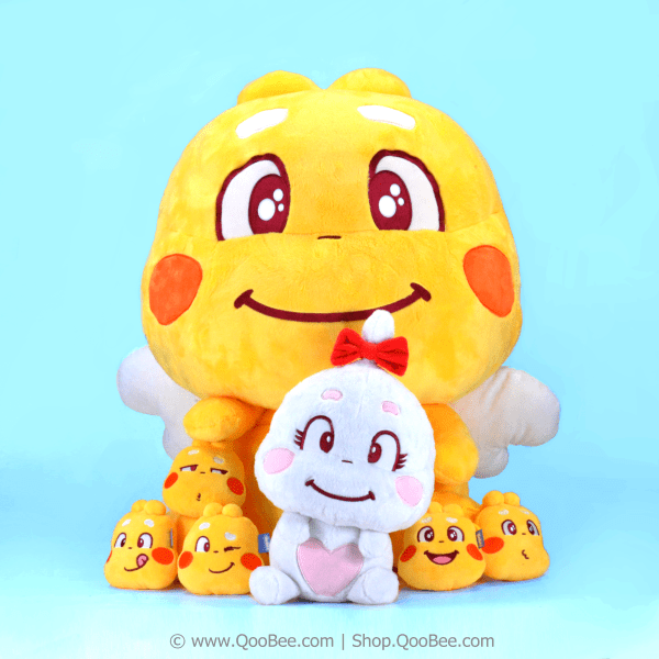QooBee Toys Collection