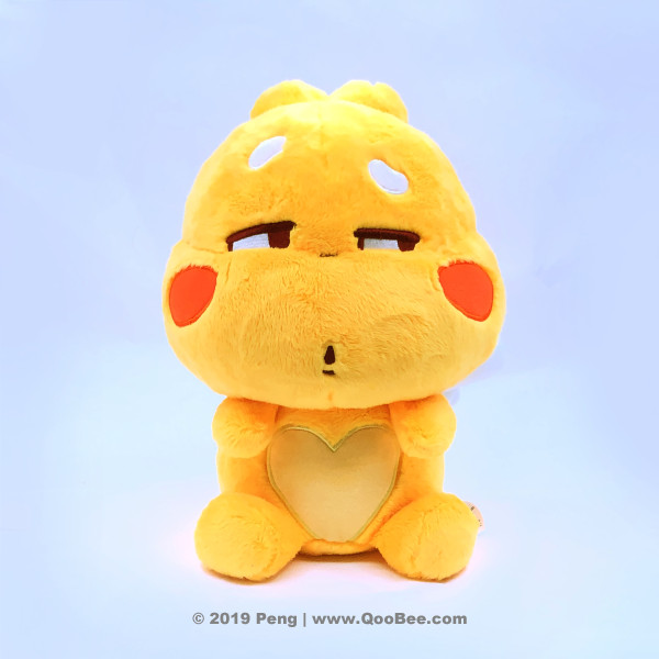 QooBee Stuffed Toy 2019