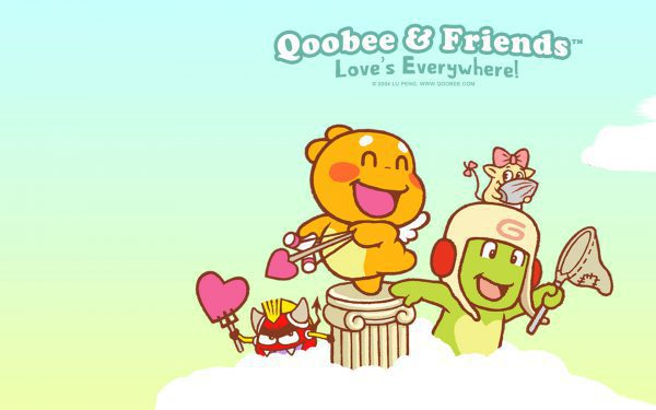 About QooBee & Friends