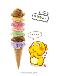 Craving for Ice Cream