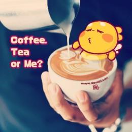 Coffee, Tea or QooBee Agapi