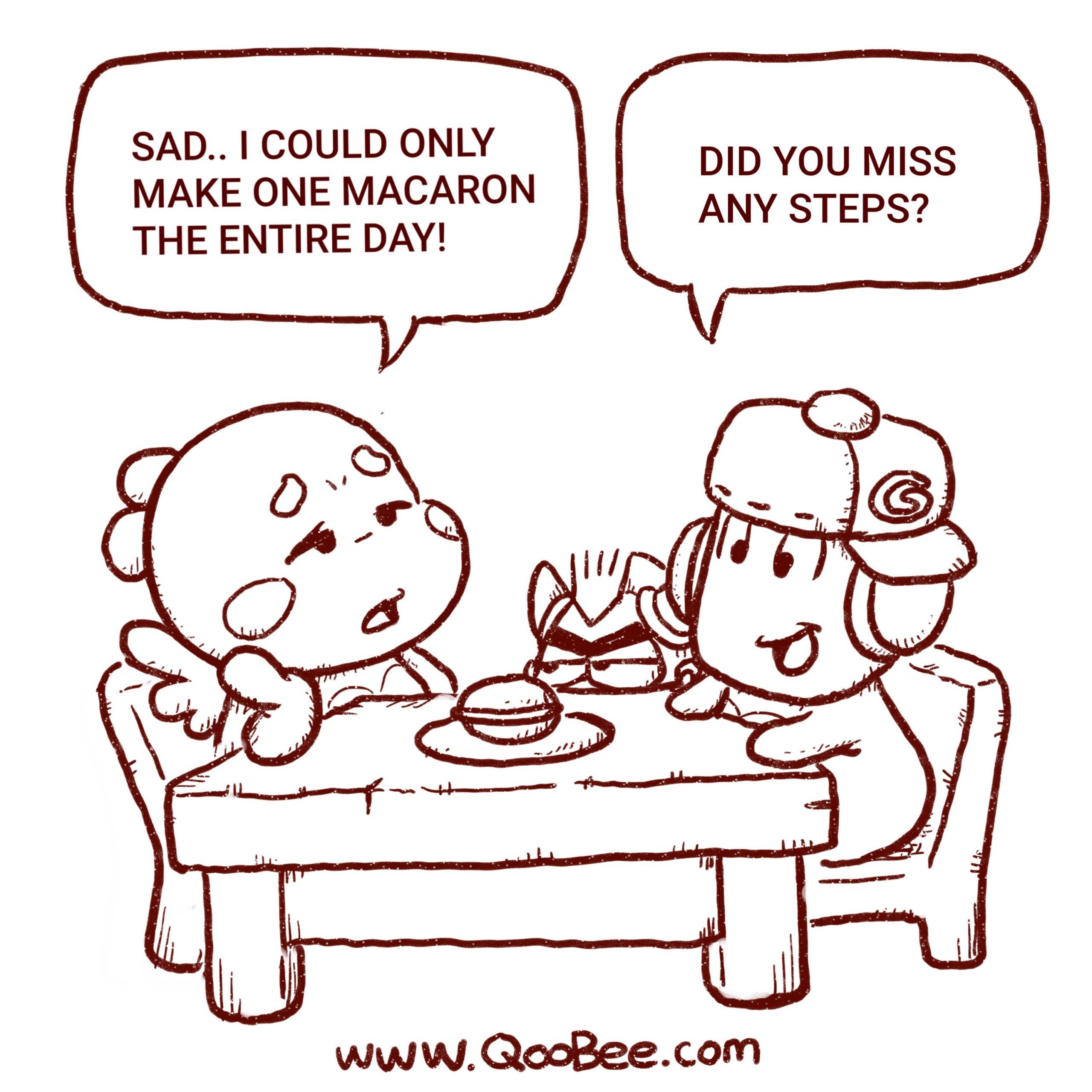 Qoobee's Macaron